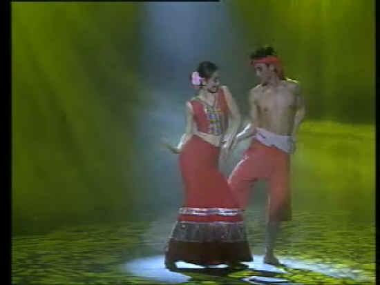 观舞记印度舞蹈视频6 人教版
