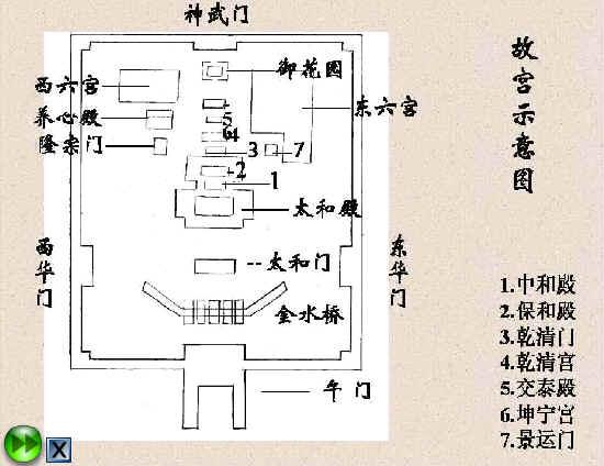 故宫博物院flash图片欣赏