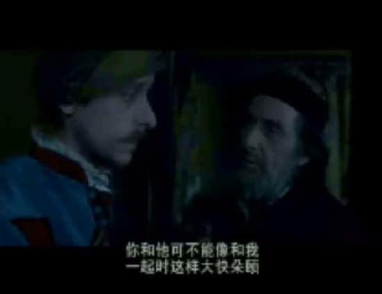 威尼斯商人英语话剧_威尼斯商人电影 《威尼斯商人》原文与电影的差别