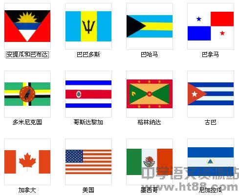 世界各国国旗图片 包 196张 通用 高清图片