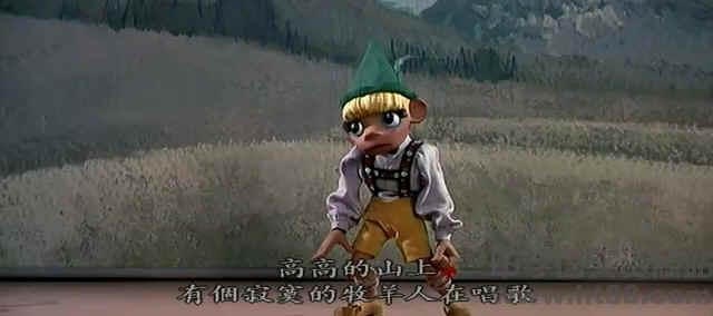 音乐之声(孤独的牧羊人)视频歌曲