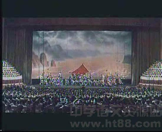 黄河颂(保卫黄河)人教歌曲欣赏视频版脊整手法视频图片