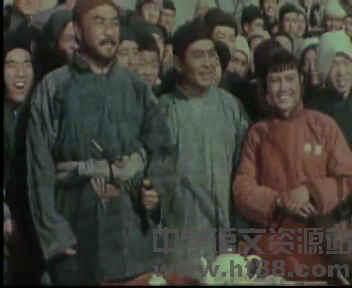 《红旗谱》(下)视频电影