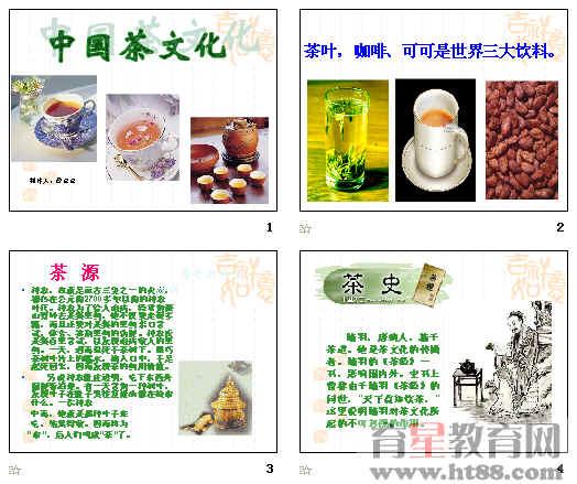 中国茶文化ppt3