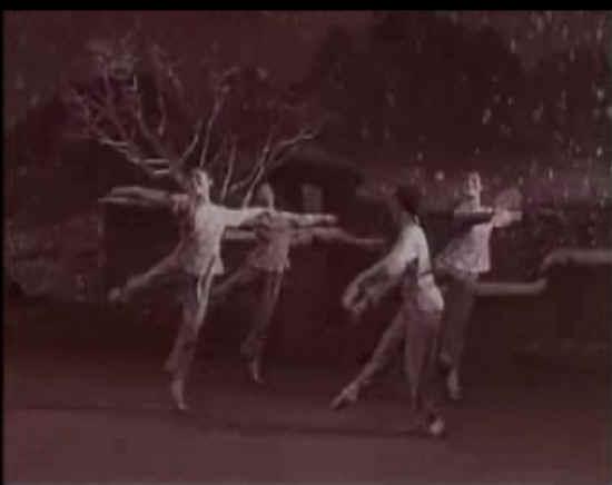 《白毛女·窗花舞》视频舞蹈