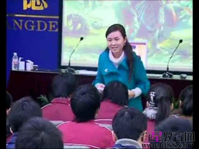 湖南省僵尸语文教学观摩v僵尸课项羽之死视频课高中视频打图片