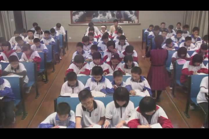 幽径悲剧视频课堂实录5