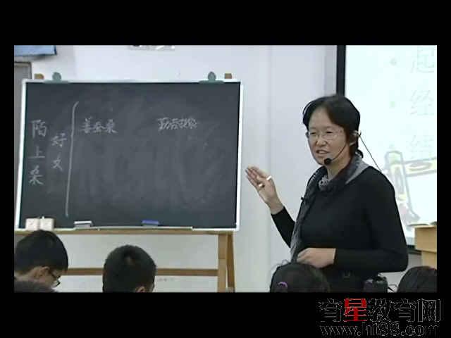 大理州2012年初中语文课堂教学竞赛《陌上桑》视频课堂实录1